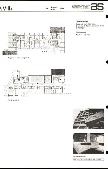 Maison de la Réformation, Forum de la Jonction, page 2