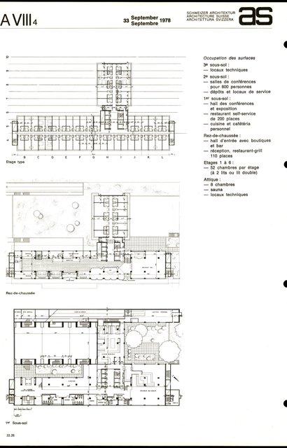 Hôtel Penta, page 2