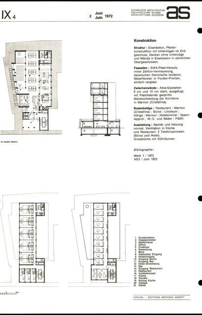 """""""Casa del popolo"""" Sitz der """"Organizzazione cristiano sociale ticinese"""", page 2"""