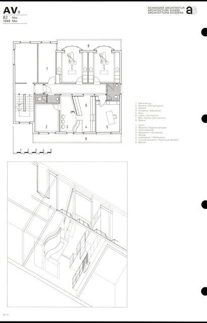Transformation d'un cabinet dentaire, page 2