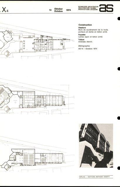 Centre scolaire, page 2