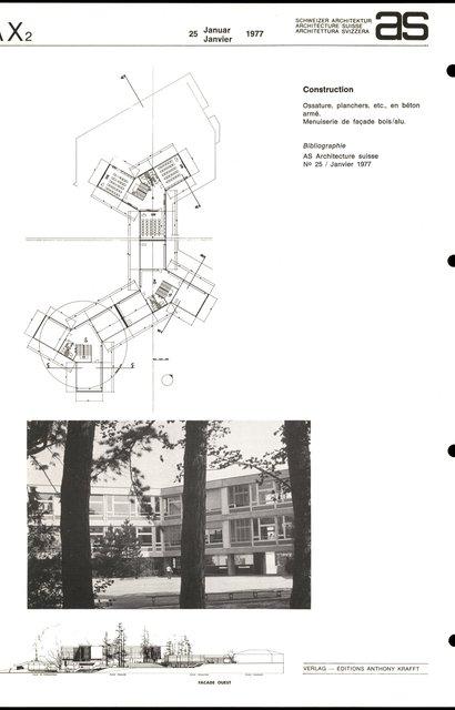 Groupe scolaire de Haller, page 2