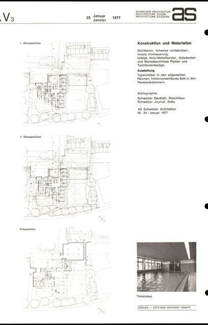 Alterswohnheim Gehren, page 2