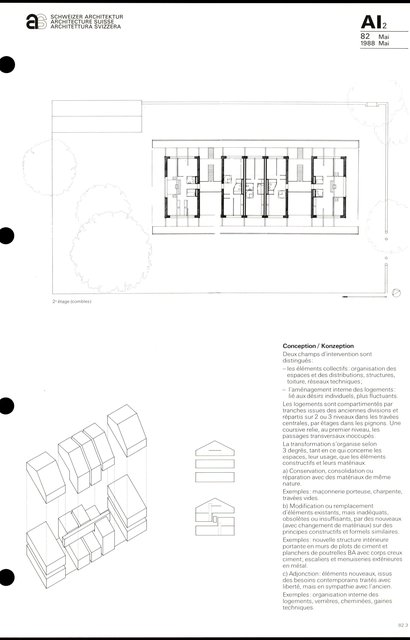 Transformation d'un bâtiment rural et de sa dépendance, page 3