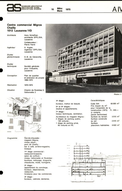 Centre commercial Migros, page 1