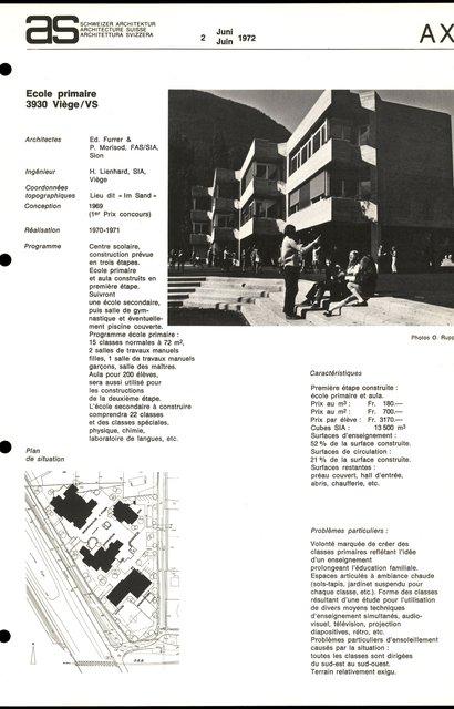 Ecole primaire, page 1