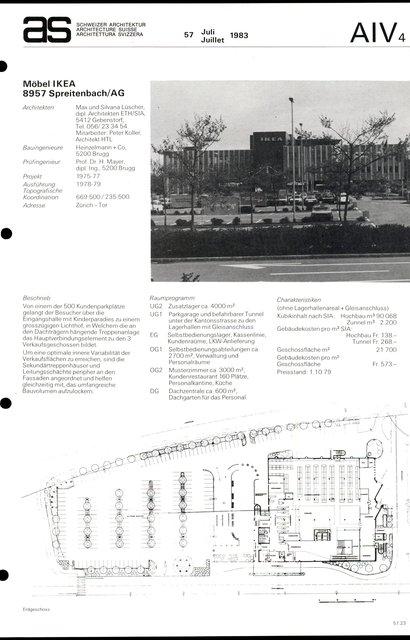 Möbel IKEA, page 1