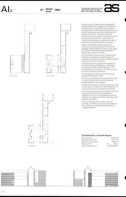 Maison d'habitation et cabinet de psychiatrie, page 2