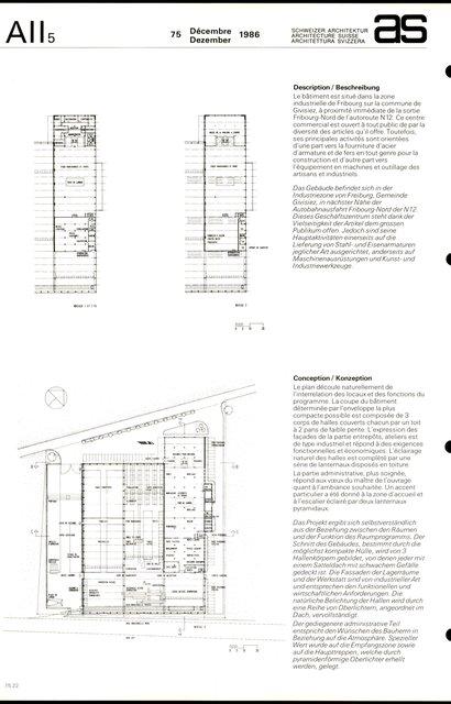 Bâtiment industriel et commercial, page 2