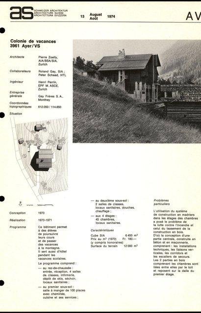 Colonie de vacances, page 1