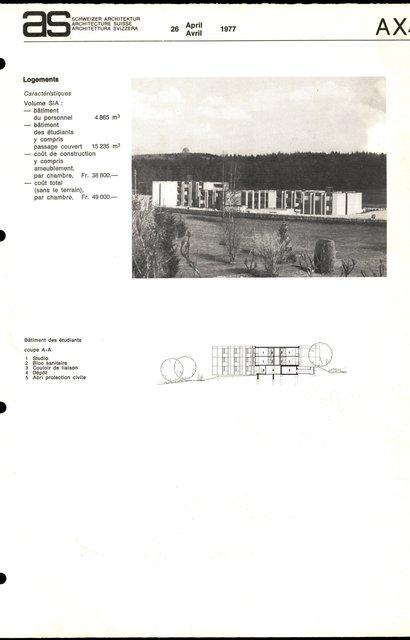 Nouvelle Ecole hôtelière, page 5