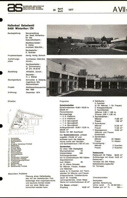 Hallenbad Geiselweid, page 1