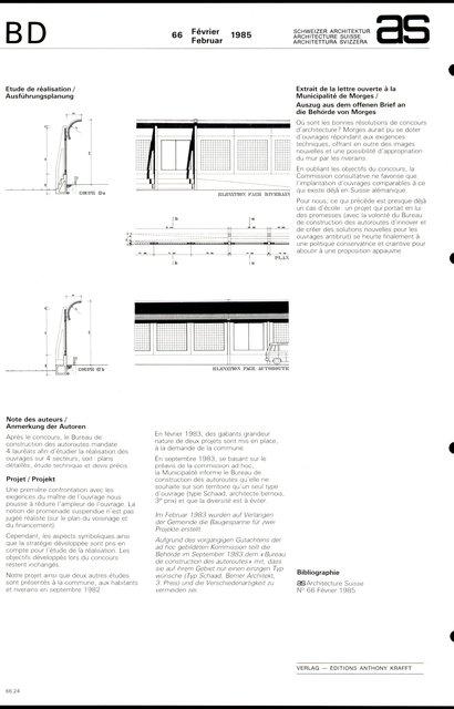 Ouvrage de protection antibruit Autoroute N1, page 4