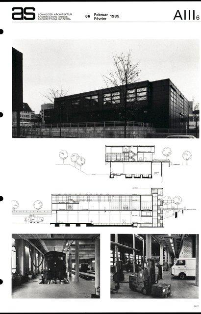 Dépôt de la gare du Brunig, page 3