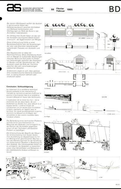 Ouvrage de protection antibruit Autoroute N1, page 3