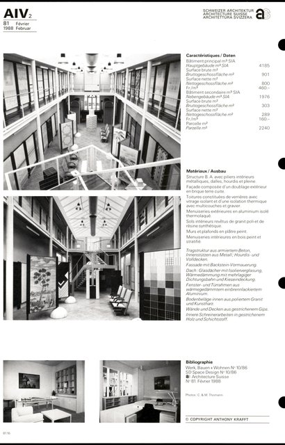 Bâtiment commercial et d'exposition, page 6