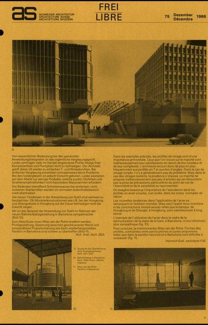 Quelques réflexions sur la construction en acier et en fer, page 3