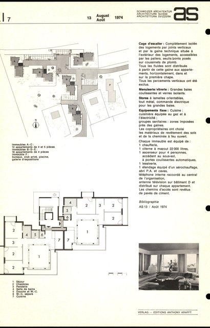 """Immeubles en propriété par appartement """"Domaine du Bochet"""", page 2"""