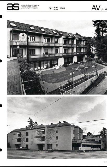 Neubau Alters- und Pflegeheim am Römerhof, page 3