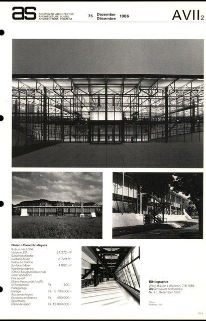 Halle omnisport, page 3