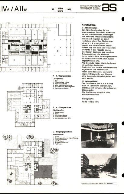 Verwaltungs- und Laborgebäude Dow Chemical AG, page 2
