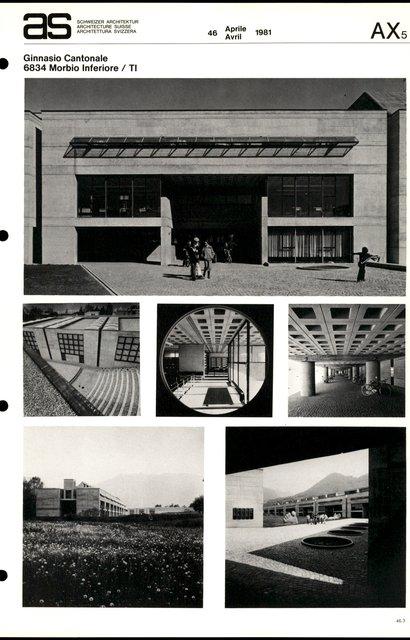 Ginnasio cantonale, page 3