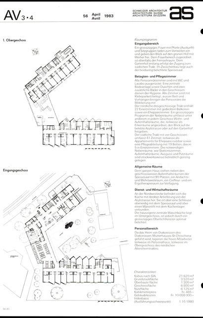 Neubau Alters- und Pflegeheim am Römerhof, page 2
