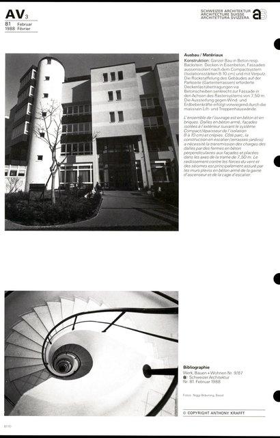 Foyer et établissement de soins pour personnes âgées «Johanniter», page 6