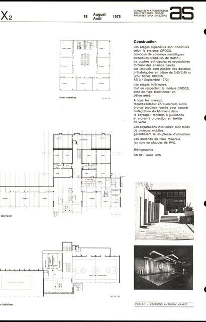 Ecole primaire Crêt-du-Chêne, page 2