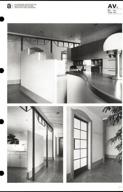 Transformation d'un cabinet dentaire, page 3