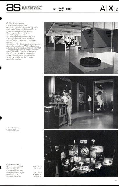 Technorama der Schweiz, page 3