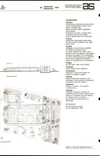 Imprimerie Roth & Sauter S. A., page 2