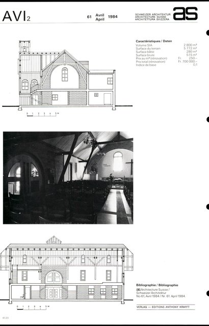 Conversion d'un rural en chapelle, page 4