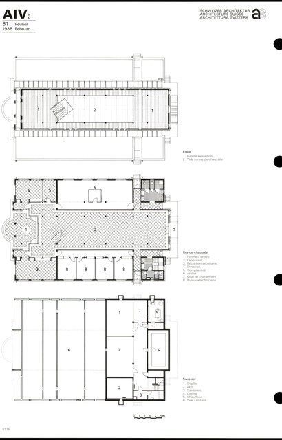 Bâtiment commercial et d'exposition, page 4