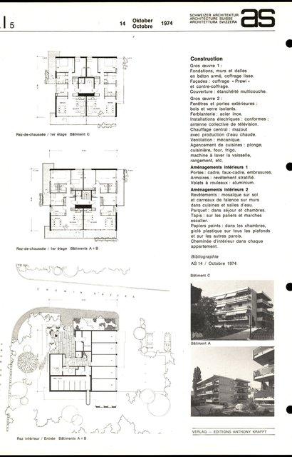 Résidence du Port A-B et C, Immeubles locatifs, page 2