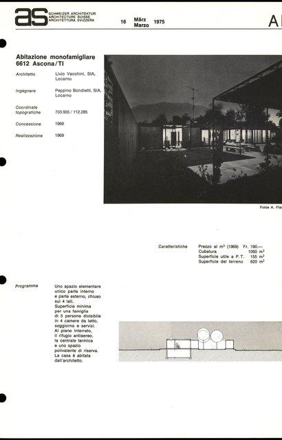 Abitazione monofamigliare, page 1