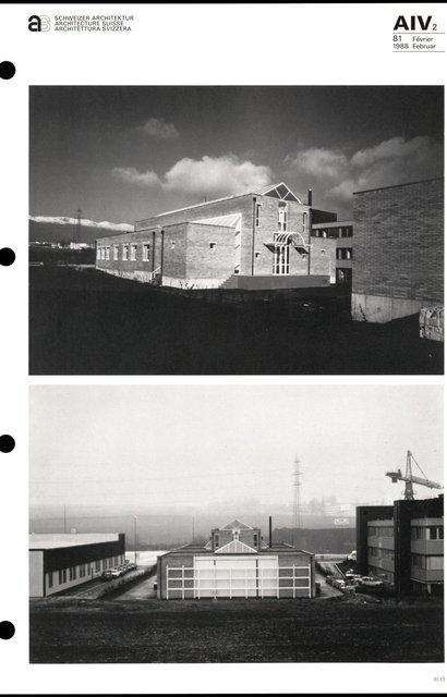 Bâtiment commercial et d'exposition, page 3