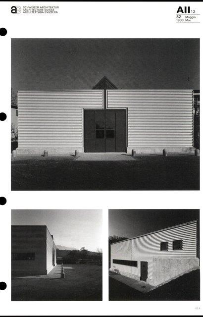 Laborneubau, page 3