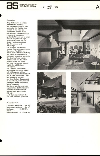 Einfamilienhaus, page 3