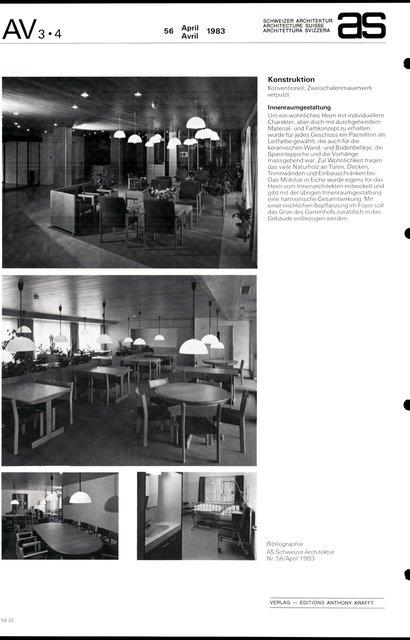 Neubau Alters- und Pflegeheim am Römerhof, page 4