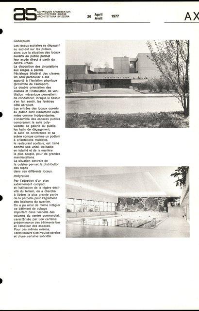 Groupe scolaire de Livron, page 3