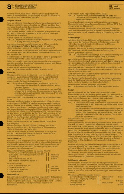Règlements et image architecturale, page 4