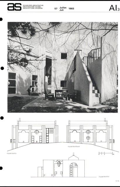 Maison Sieber-Satinsky, page 3