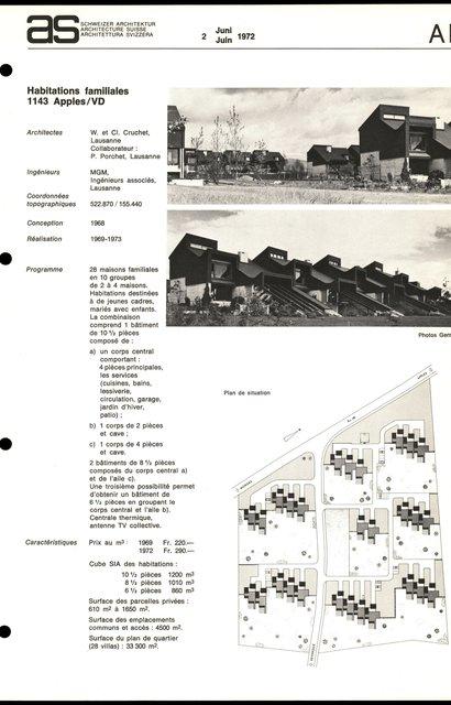 Habitations familiales, page 1