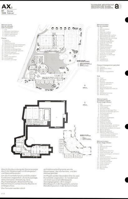 Collège de la Plaine, page 2