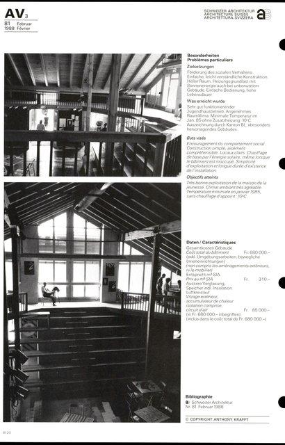 Maison de la jeunesse, page 4