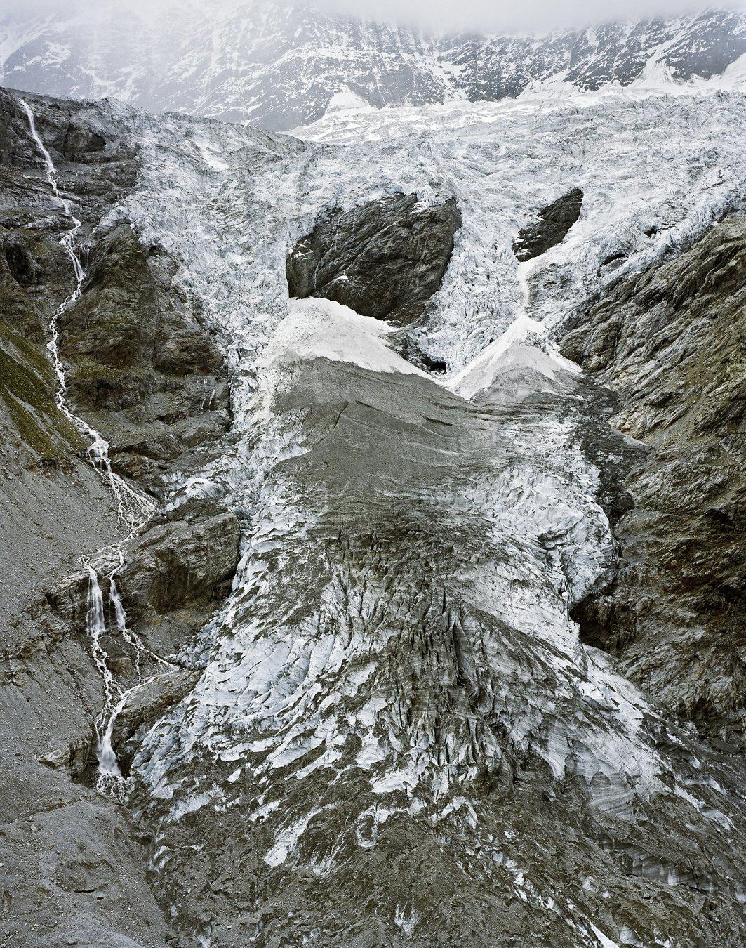 """Fieschergletscher, 2006, de la série """"Holozän"""".jpg"""