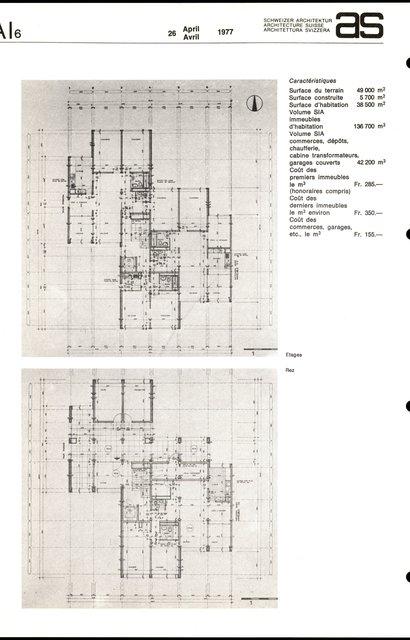 """Quartier """"La Levratte"""", page 2"""