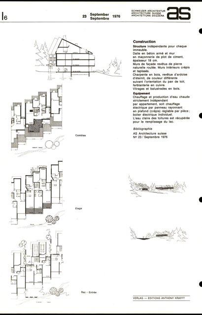Ensemble résidentiel et touristique Les Chesaux-Dessus, page 2