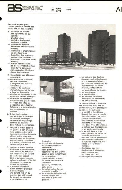 """Quartier """"La Levratte"""", page 3"""